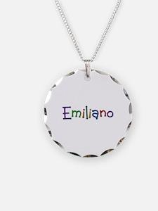 Emiliano Play Clay Necklace