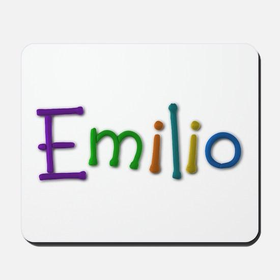 Emilio Play Clay Mousepad
