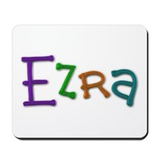 Ezra Play Clay Mousepad