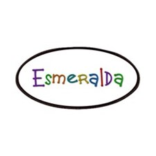 Esmeralda Play Clay Patch