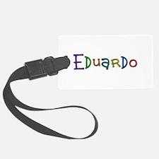 Eduardo Play Clay Luggage Tag
