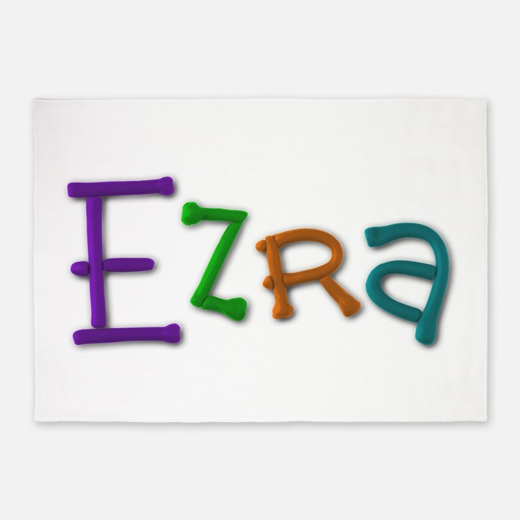 Ezra Play Clay 5'x7' Area Rug