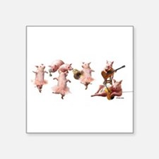 Pig Opera Sticker