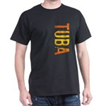 Tuba Stamp Dark T-Shirt