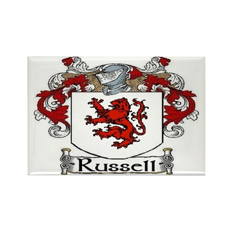 Russell Coat of Arms Magnets (10 pack)
