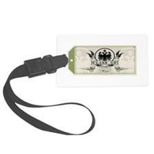 Green Class of 2014 Tag Luggage Tag