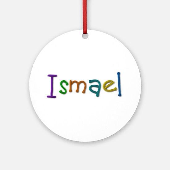 Ismael Play Clay Round Ornament