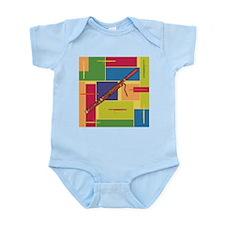 Bassoon Colorblocks Infant Bodysuit
