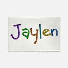 Jaylen Play Clay Rectangle Magnet