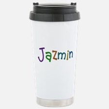 Jazmin Play Clay Travel Mug