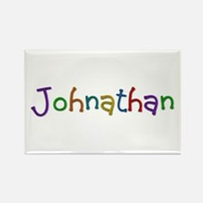 Johnathan Play Clay Rectangle Magnet