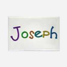 Joseph Play Clay Rectangle Magnet
