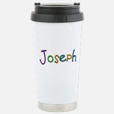Joseph Play Clay Stainless Steel Travel Mug