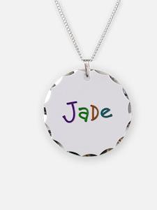 Jade Play Clay Necklace