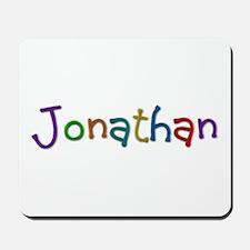 Jonathan Play Clay Mousepad