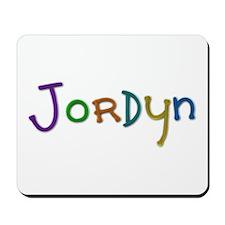 Jordyn Play Clay Mousepad