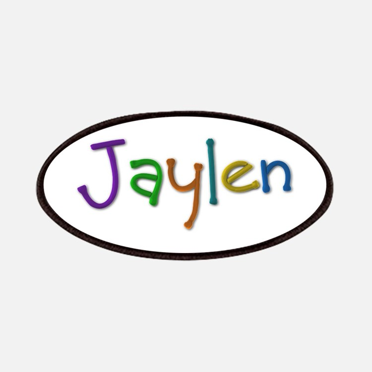 Jaylen Play Clay Patch