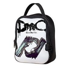 Cute School Neoprene Lunch Bag