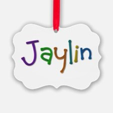 Jaylin Play Clay Ornament