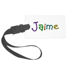 Jaime Play Clay Luggage Tag