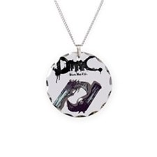 Devil May Cry Necklace Circle Charm