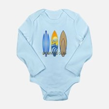 Born To Surf Body Suit