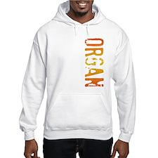 Organ Stamp Hoodie