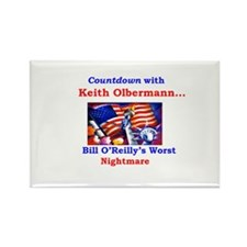 Olbermann Magnets