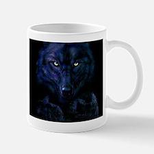 Midnight Wolf Mug