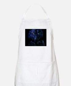 Midnight Wolf Apron