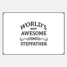 World's Most Awesome Stepfather Banner