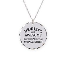 World's Most Awesome Stepdaughter Necklace