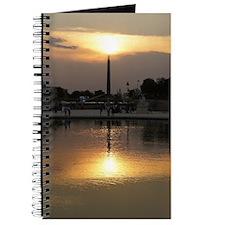Touching the sun Journal