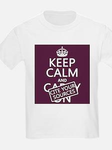 T-shirt essay