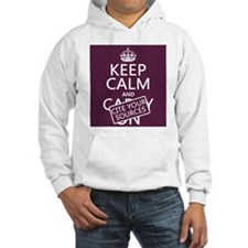 Keep Calm and Cite Your Sources Jumper Hoody