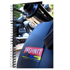 Armed Guards - Pashnit Notebook