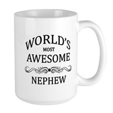 World's Most Awesome Nephew Mug