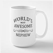 World's Most Awesome Nephew Mug