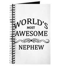 World's Most Awesome Nephew Journal