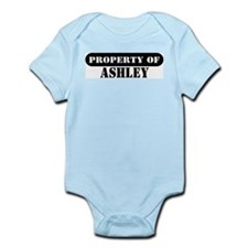 Property of Ashley Infant Bodysuit