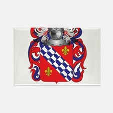 Bliss Coat of Arms Rectangle Magnet