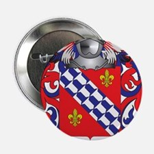 """Bliss Coat of Arms 2.25"""" Button"""