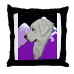 Great Pyranees Throw Pillow