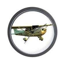 Cessna 172 Skyhawk Wall Clock