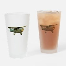 Cessna 172 Skyhawk Drinking Glass