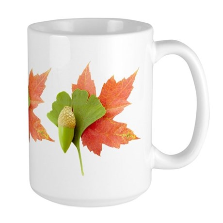 Fall Trio Large Mug