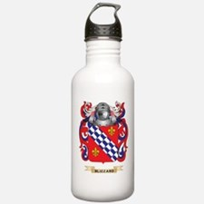 Blizzard Coat of Arms Water Bottle