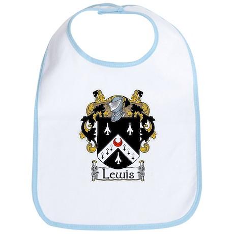 Lewis Coat of Arms Bib