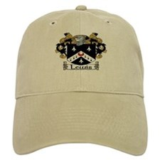 Lewis Coat of Arms Baseball Baseball Cap