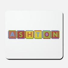 Ashton Foam Squares Mousepad